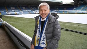 2018-07-21 Yosuke Ideguchi Leeds United FC