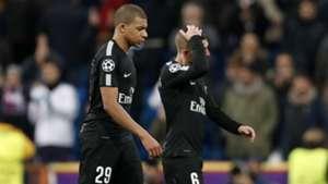 Kylian Mbappe Marco Verratti PSG Real Madrid Champions League