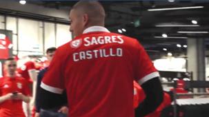 Nicolás Castillo Benfica 2018