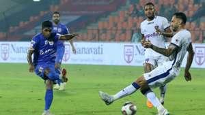 Mumbai City vs Chennaiyin