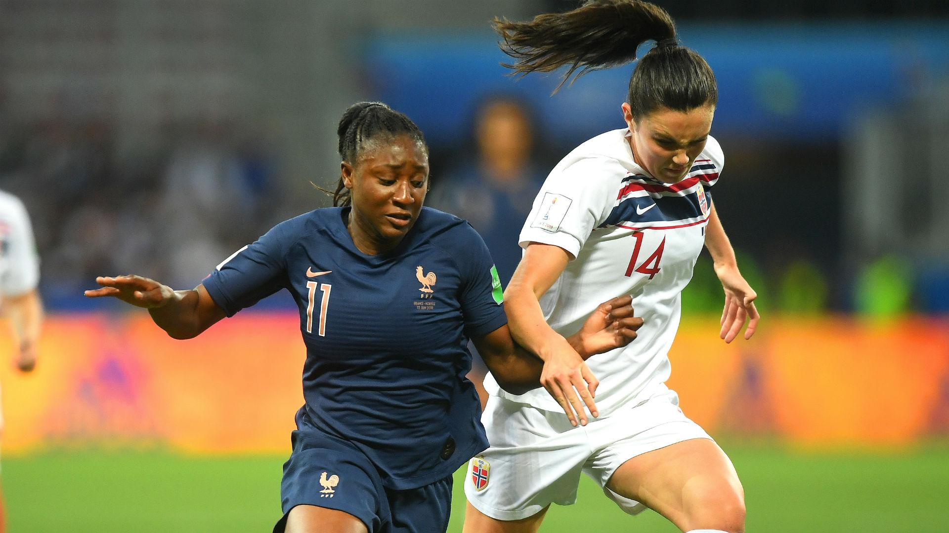 Kadidiatou Diani France Norway World Cup Women 12062019
