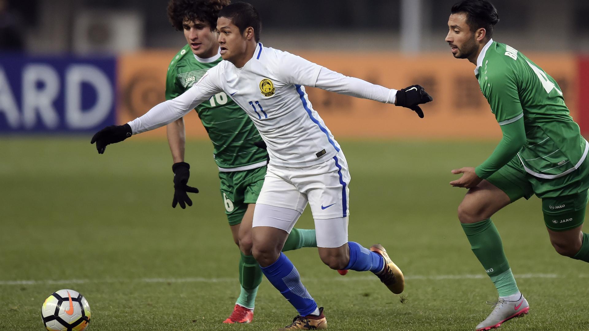 Jafri Chew, Malaysia U23