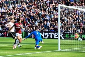 Filipe Anderson West Ham United Manchester United Premier League 29092018