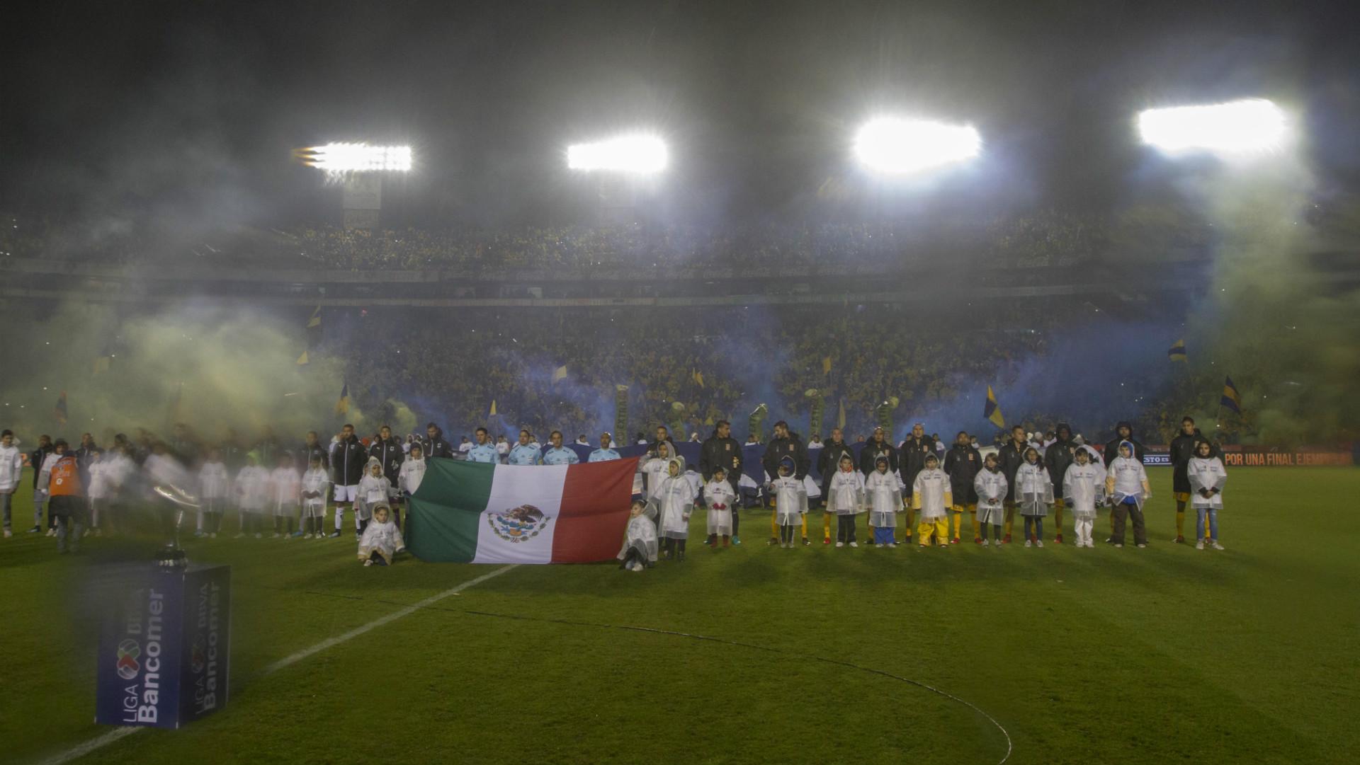 Liga MX Tigres Monterrey