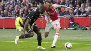 Hakim Ziyech, Ajax - Lyon, Europa League, 03042017
