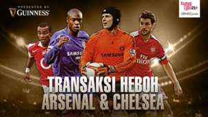GFXID Transaksi Heboh Arsenal-Chelsea Cover