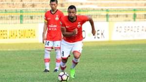 Luis Carlos Junior - Persija Jakarta