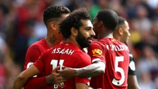 Mohamed Salah Liverpool 140919
