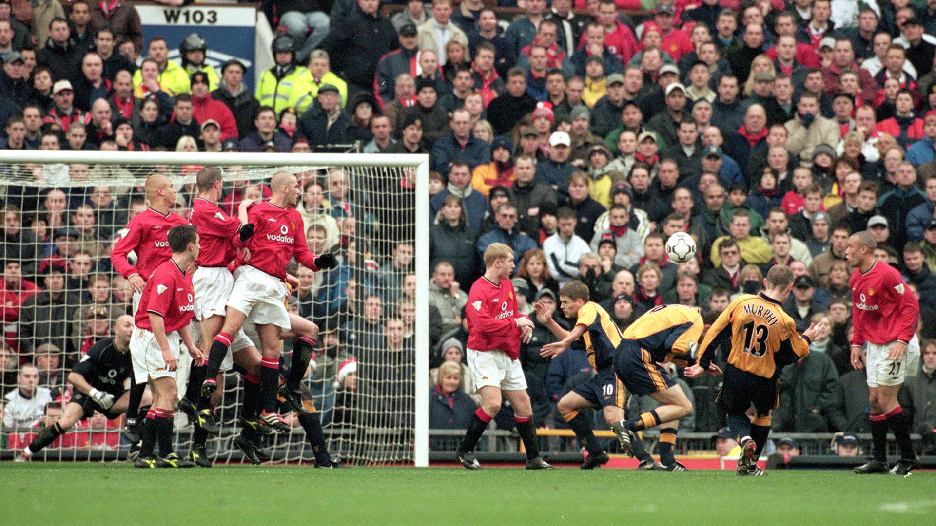 Danny Murphy Liverpool 2000