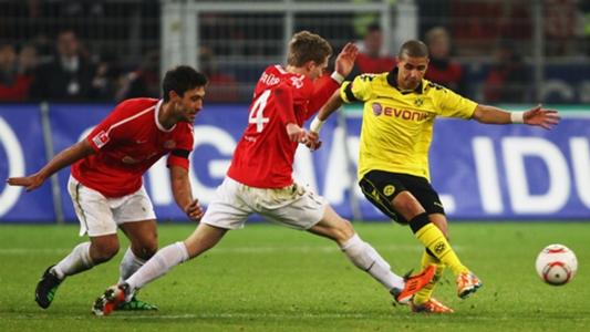 Zidan, the Egyptian who wowed Borussia Dortmund   Goal.com  Zidan, the Egyp...