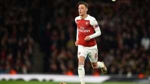 Meust Ozil Arsenal 2018/19