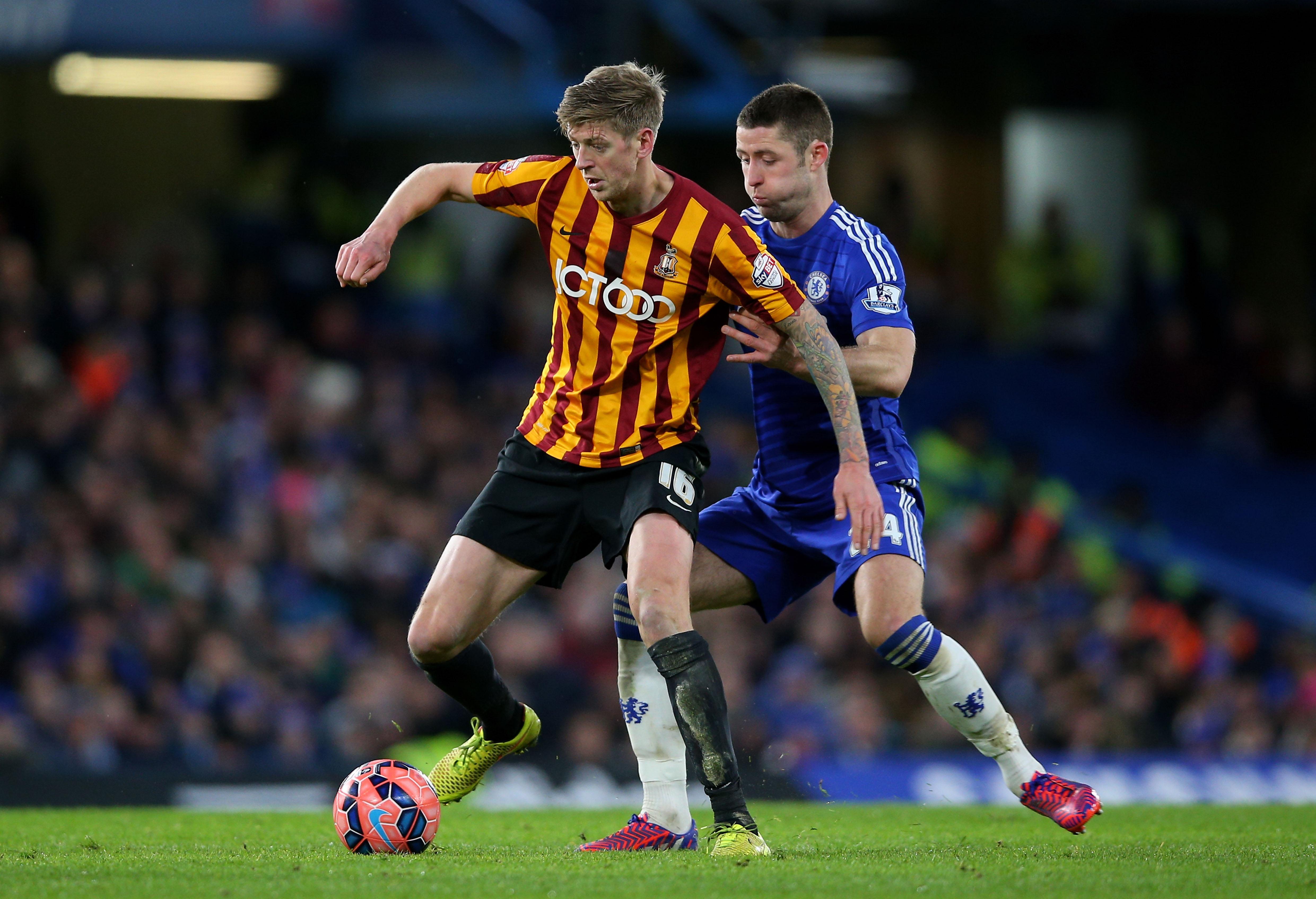 Chelsea v Bradford