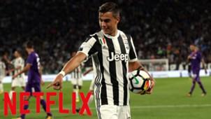 Netflix Juventus documentary