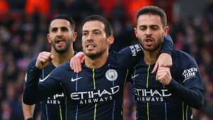 David Silva Manchester City Premier League