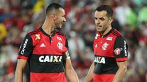 Réver Rhodolfo Flamengo São Paulo Brasileirão 03 07 2017