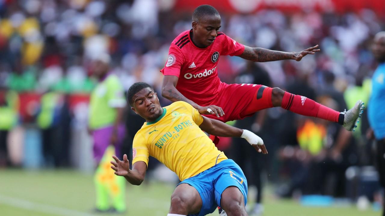 Mamelodi Sundowns press charges against Orlando Pirates following Loftus Versfeld Stadium scuffles
