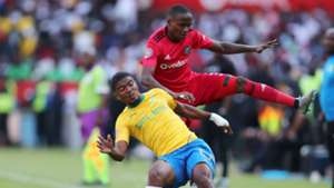 Mamelodi Sundowns v Orlando Pirates, Lyle Lakay