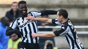 Nicolas Pépé Vincent Manceau Angers Ligue 1 27112016