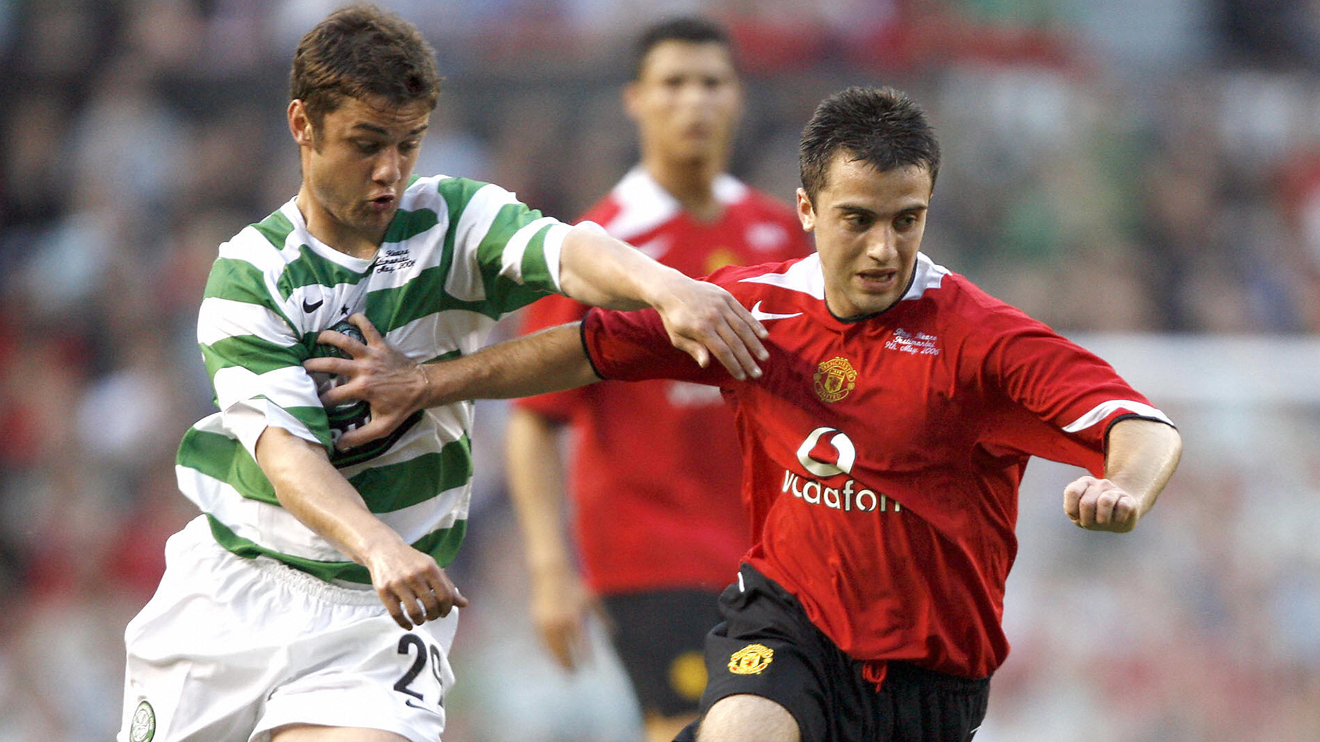 Giuseppe Rossi Man United 2006