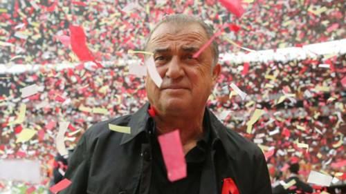 Galatasaray Besiktas Fatih Terim 04052019