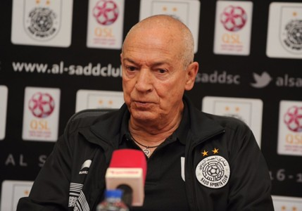 Jesualdo Ferreira - Al Sadd, Qatar