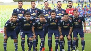 Universidad de Chile ante Santiago Wanderers 04112017