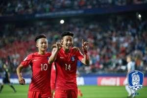 U-20 korea Paik Seung-ho