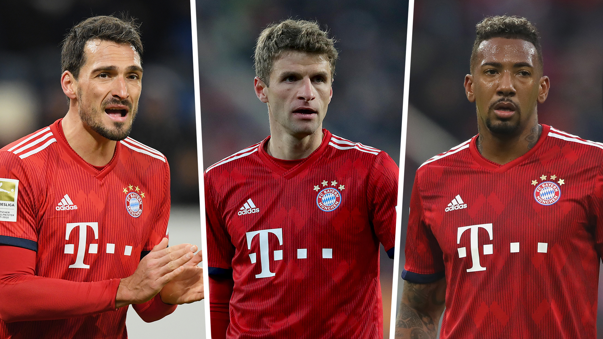 Explained Why Bayern Stars Muller Boateng Hummels Were Dropped
