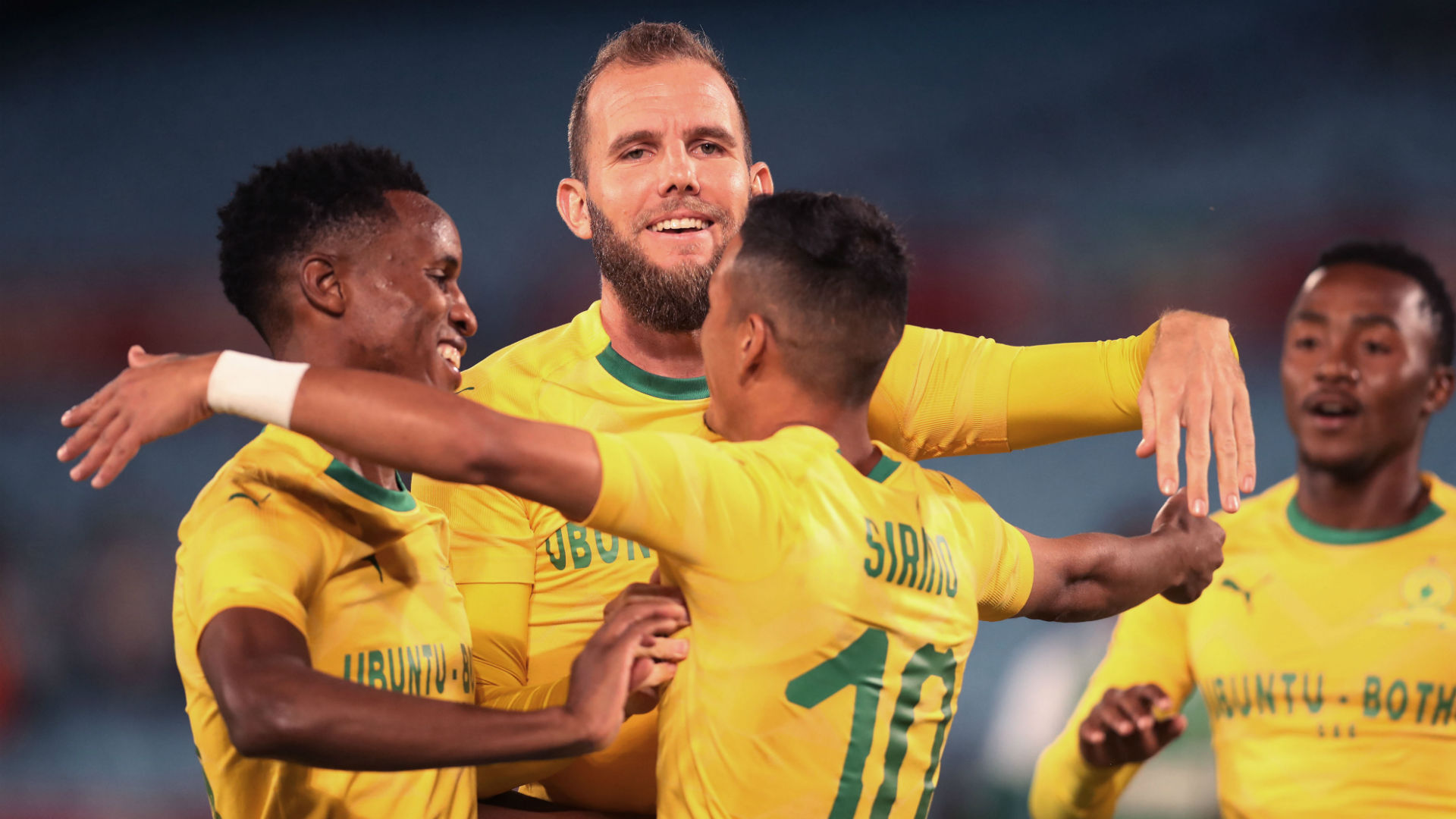 Mamelodi Sundowns, December 2018