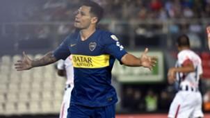 AFP Libertad Boca Juniors Copa CONMEBOL Libertadores 30082018 Mauro Zarate