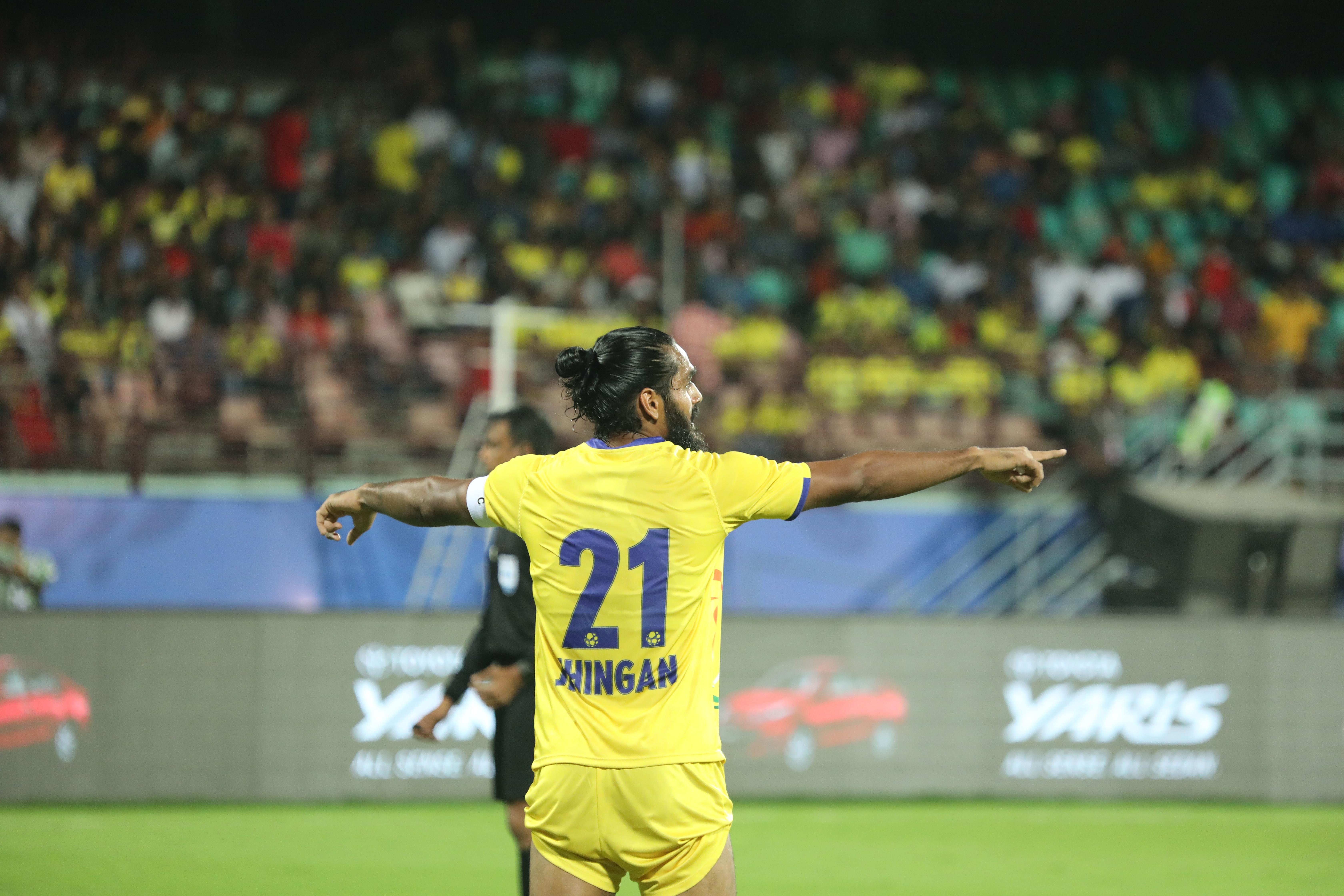 Kerala Blasters Sandesh Jhingan