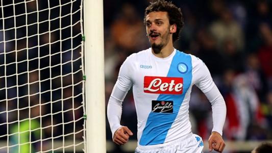 Manolo Gabbiadini Fiorentina Napoli Serie A