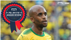 Oupa Manyisa of Sundowns PS end of season review