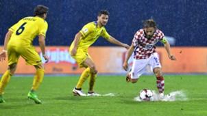 Modric Croatia Kosovo WC QUALIFICATION 02092017