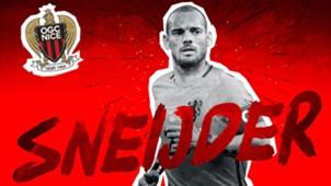 GFX Wesley Sneijder OGC Nizza 07082017