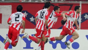Olympiakos UCL 2007