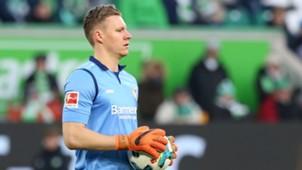 Bayer Leverkusen Bernd Leno 03032018