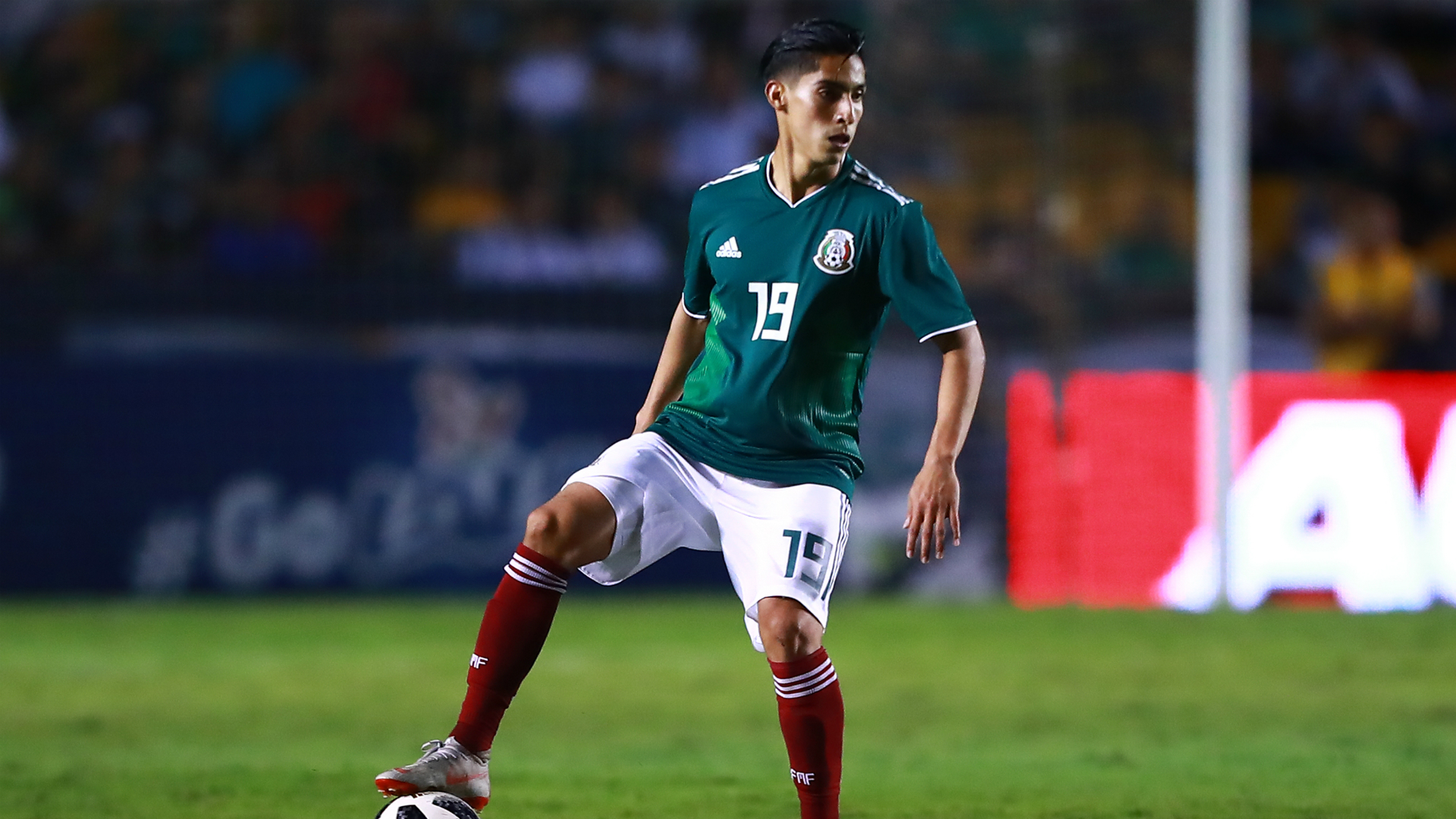 Erick Aguirre México