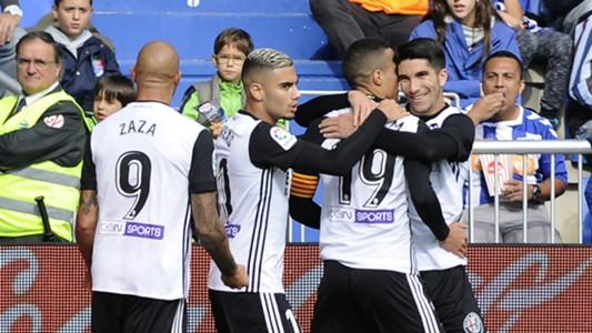 Zaza Rodrigo ALaves Valencia LaLiga