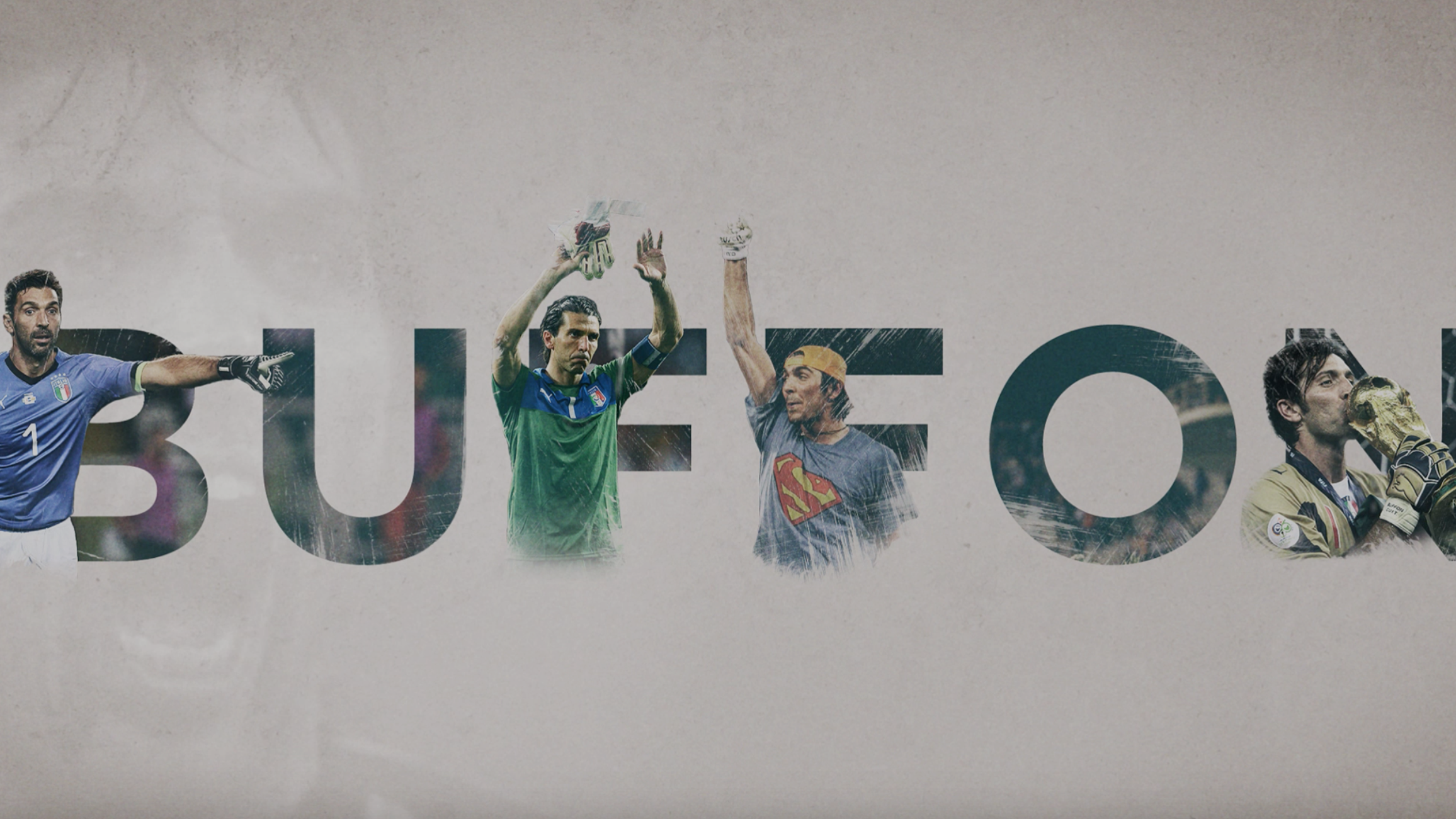 Gianluigi Buffon GFX