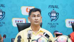 Nidzam Adzha, Kedah, FA Cup, 20/05/2017