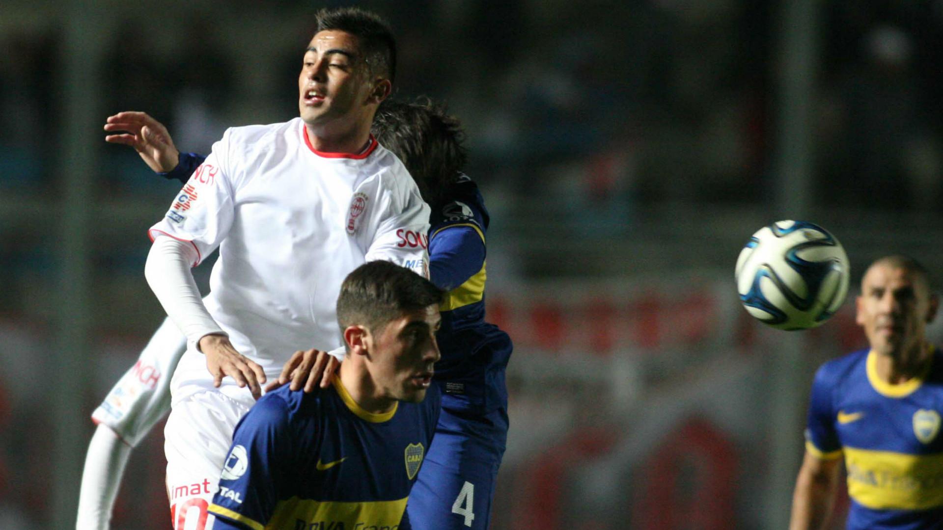 Gonzalo Martinez Boca Juniors Huracan Copa Argentina 2014