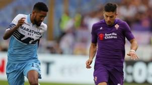 Wallace Giovanni Simeone Lazio Fiorentina Serie A
