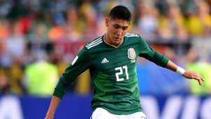 Edson Alvarez Mexico FIFA World Cup 2018