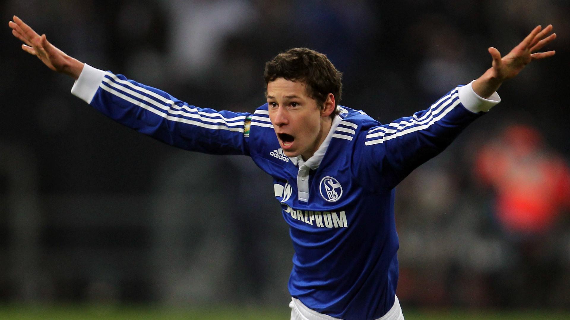 Julian Draxler Schalke 2011