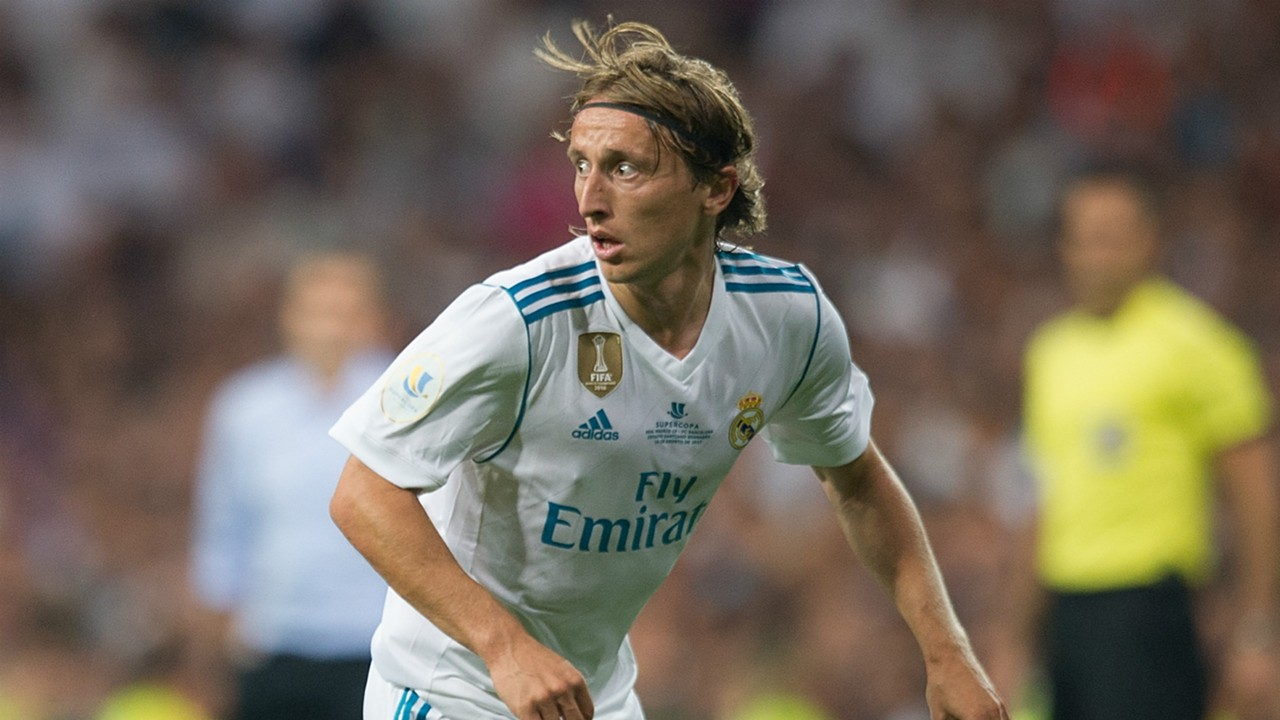 Luka Modric Real Madrid