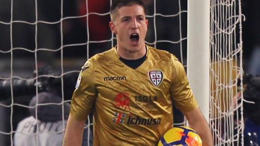 Cragno Cagliari Serie A