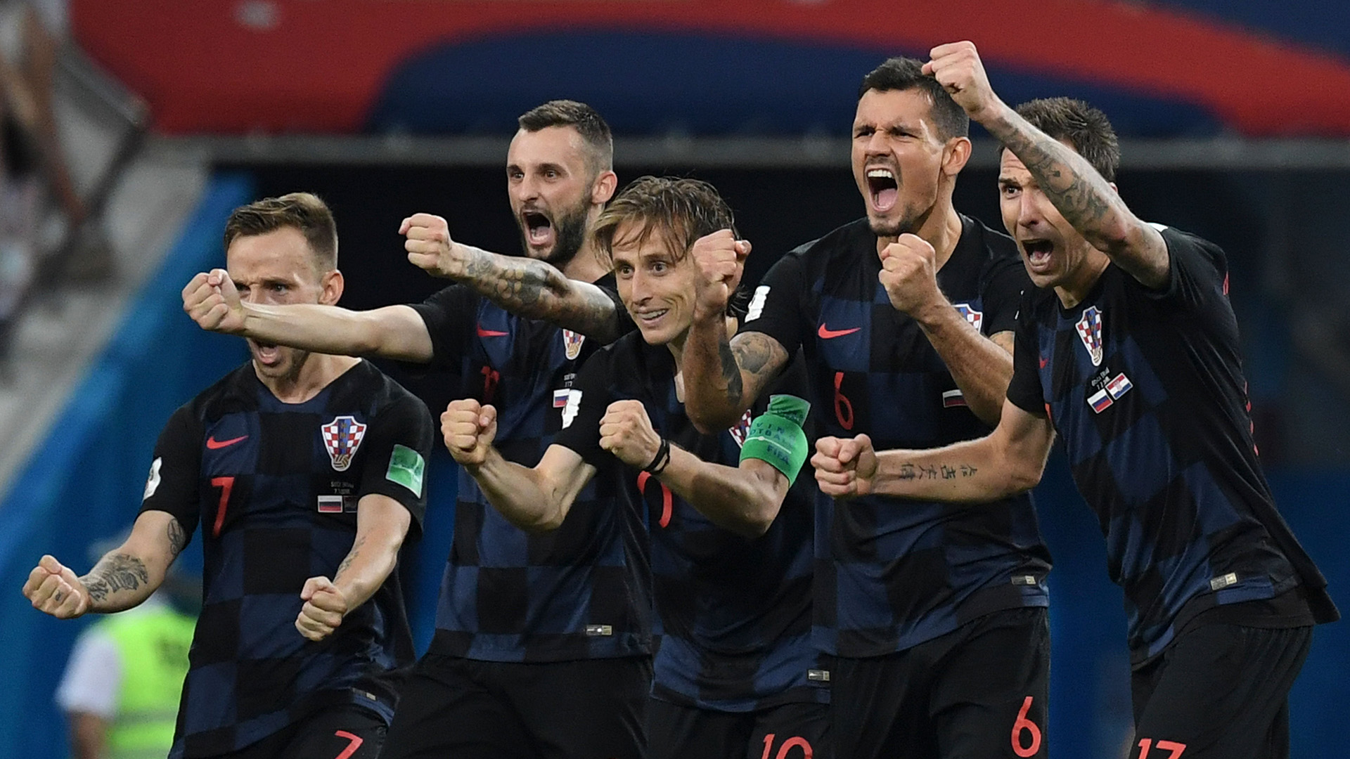 Rakitic And Croatia Following Inspirational Modric In Quest For World Cup