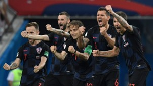 Russia Croatia World Cup 2018 070718