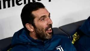 Gianluigi Buffon Chievo Juventus Serie A 01272018